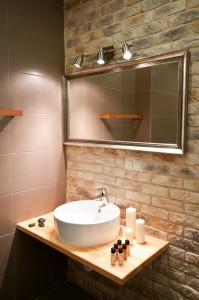 Pokój de Lux -Mini Spa - Łazienka