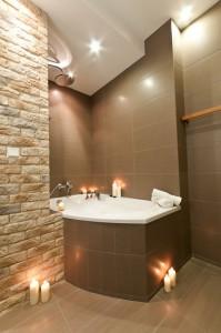 Pokój de Lux - Mini Spa - Łazienka